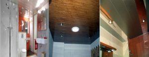 Empleo techos de aluminio Barcelona