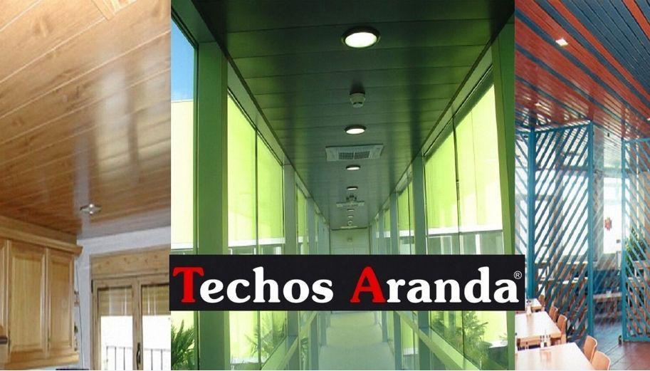 Fabricación techos aluminio Barcelona