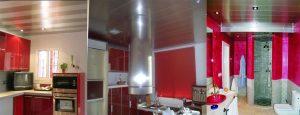 Servicio techos aluminio Barcelona