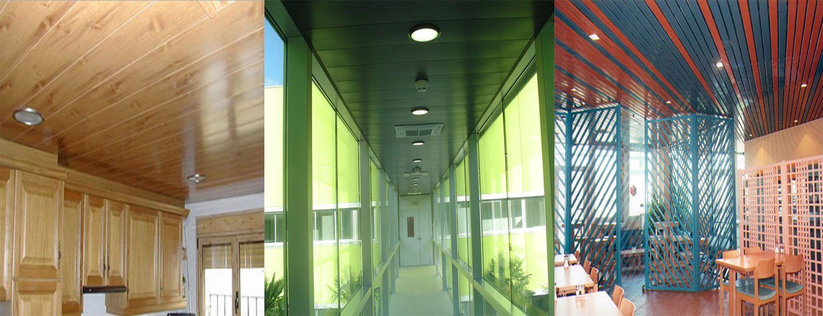 Techos de aluminio en Girona